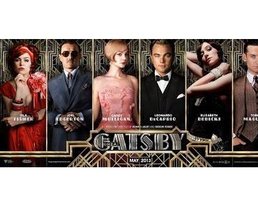Am 16.05.2013 im Kino: Der große Gatsby