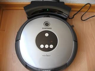 Samsung SR8846 NaviBot Robotersauger