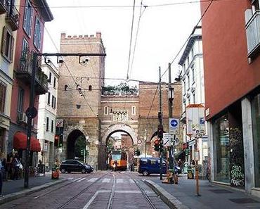 Shopping in Mailand: Einkaufen im Corso die Porta Ticinese