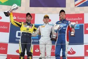 GP2 Series: Rückblick Barcelona