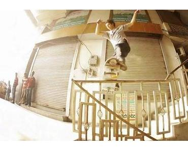 The Golden Triangle – Skateboarding in Indien