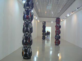 Brian Jungen im Kunstverein Hannover, bis 16. Juni 2013