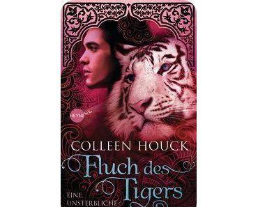 [Rezension] Fluch des Tigers – Eine unsterbliche Liebe von Colleen Houck (The Tiger Saga #3)