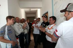 FIA WTCC: Die Startaufstellung