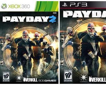 Payday 2: Erscheint August auch als Retail Version für Xbox 360 und PS3