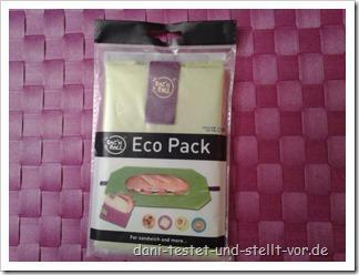 Endlich eine umweltschonende Verpackung für Pausenbrote-Der Boc ´n Roll!