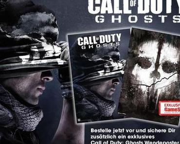 Call Of Duty: Ghosts – Activision veröffentlicht Sneak Peak zum kommenden Shooter