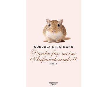 """[Rezension] """"Danke für meine Aufmerksamkeit"""", Cordula Stratmann (KiWi)"""