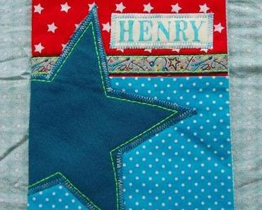 U-Hefthülle für Henry
