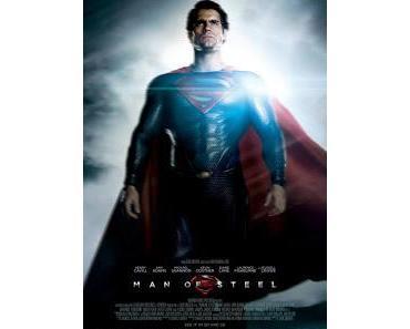 Man of Steel: 3 Charakter-Poster zum neuen Superman-Film