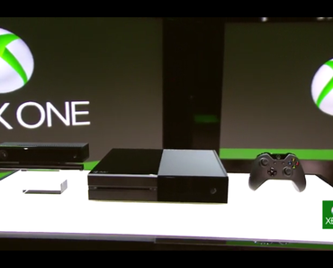 XboxOne - Nun wurde sie vorgestellt