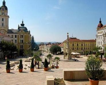 Pécs, die Stadt der Kultur