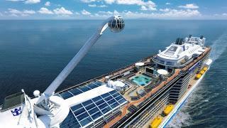Pressemeldung: Royal Caribbean International verkündet erste Kreuzfahrten der Quantum of the Seas