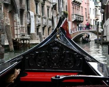 Ein perfektes Wochenende in Venedig - Gondelfahrt