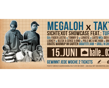 Megaloh & Taktloss live in Heidelberg [Eventtipp]