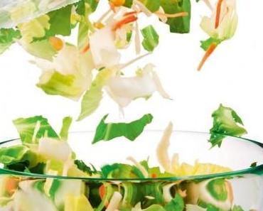Abgepackte Salate: Fast jeder zweite enthält zu viele Keime