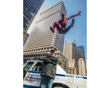 The Amazing Spiderman 2: Spiderman Erschaffer Stan Lee wieder mit Cameo Auftritt dabei