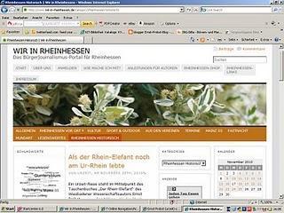"""""""Wir in Rheinhessen"""": Lesenswertes Bürgerjournalismus-Portal"""