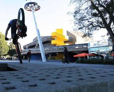Danny MacAskill on the Streets of London
