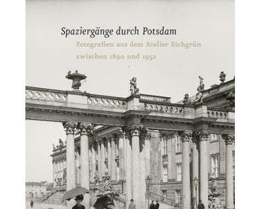 Buch und Vorträge: Spaziergängedurch Potsdam