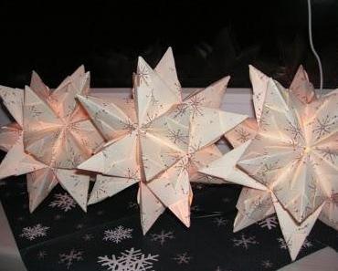 Bascettas Origami Stern - bestempelt