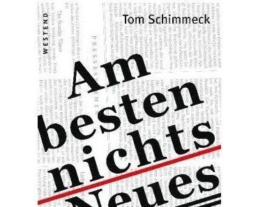 """Lesetip: """"Am besten nix Neues"""""""