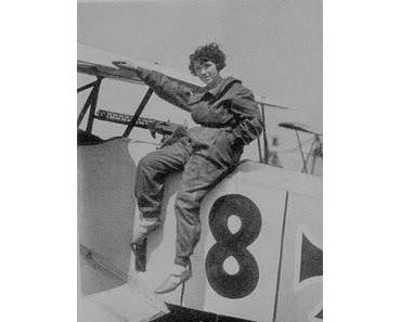 Blog informiert über berühmte Fliegerinnen