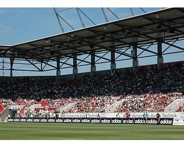 Sports² - Audi Sportpark ausverkauft