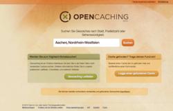 Erste Erfahrungen mit Garmins Opencaching.com