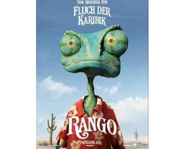 """Deutscher Trailer zu """"Rango"""" mit Johnny Depp"""