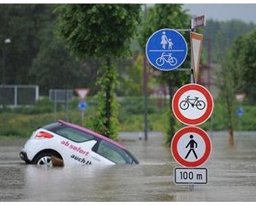 """Hochwasser 2013 """"gefällt mir"""""""