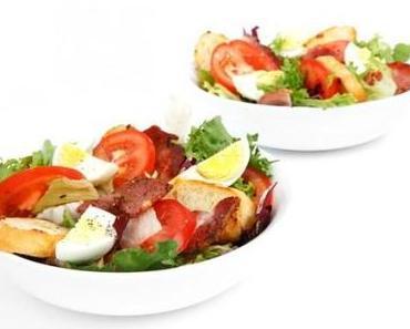 Salate zu Gegrilltem