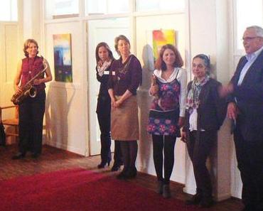 Neue Kunstausstellung in den Hannoverschen Kassen: Bozena Kopij-Machnik und Anke Schinkel, Mai bis Dezember 2013