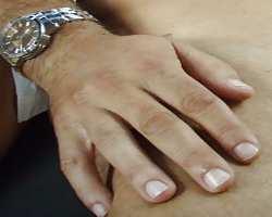 Besondere Nagelpflege