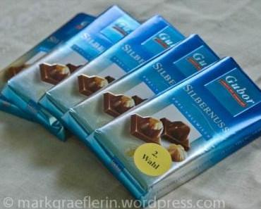 Gubor Schokolade zurück in Müllheim!
