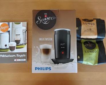 Philips Senseo Milk Twister - ab heute schäume ich elektrisch