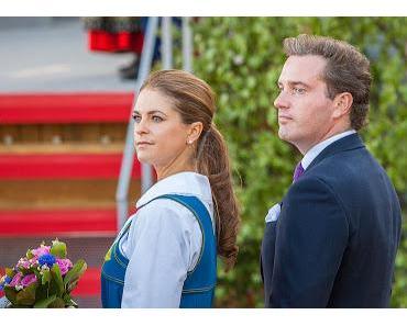 Prinzessin Madeleine von Schweden hat geheiratet