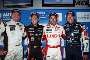 FIA WTCC: Yvan Muller schnappt sich die Poleposition!