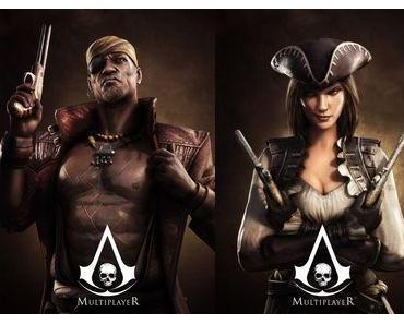 Assassin's Creed 4 Black Flag: Erste Bilder zum Multiplayer