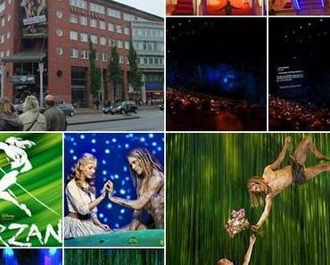 Tarzan Musical + König der Löwen Musical in Hamburg