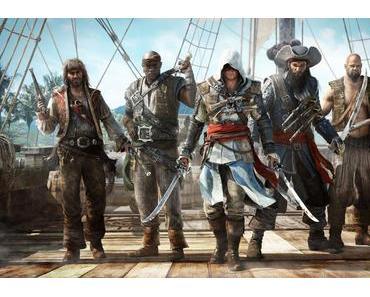 E3: Ubisoft veröffentlicht Debüt-Trailer zu Assassin's Creed 4 Black Flag