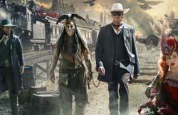 The Lone Ranger: Walt Disney veröffentlicht weiteren Clip