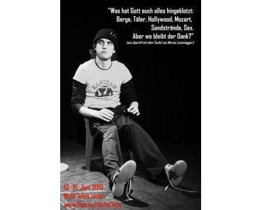 """Höllisch verzwickte Komödie – """"Aperitif mit dem Teufel"""" in München"""