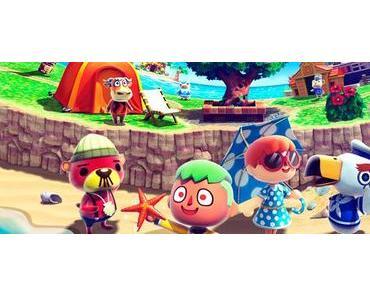 Animal Crossing: New Leaf – Teile Spielerlebnisse