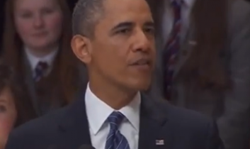 Abstuz in den Umfragen: Obamas Fehlstart in die zweite Amtszeit…