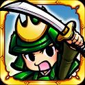 Samurai Defender –  Halte die Angreifer in der kostenlosen Android App von deiner Burg fern