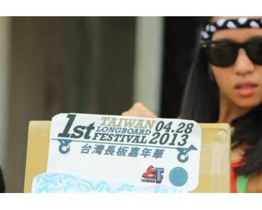 Taiwan's 1st Longboard Festival