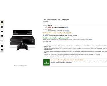 PS4/Xbox One: Erscheinungsdatum geleakt?