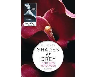 Rezension zu Shades of Grey von E.L. James