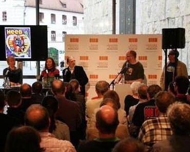 Künstlergespräch mit Robert Crumb und Aline Kominsky-Crumb